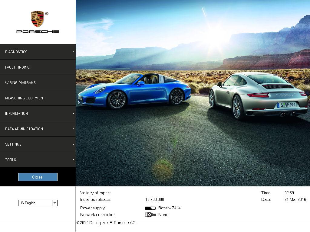 Porsche Piwis Tester 2 V16 7 Coming Soon
